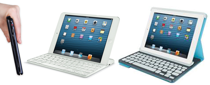 Ultrathin Keyboard mini & Keyboard Folio Mini